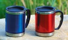 Relags Thermobecher Mug rot oder blau