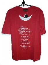 Canyon Women Sports T-Shirt himbeerrot Gr. 40