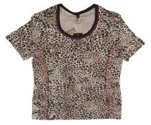 Canyon Women Sports T-Shirt Animalprint Gr. 40