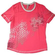 Canyon Women Sports T- Shirt Druck fraise