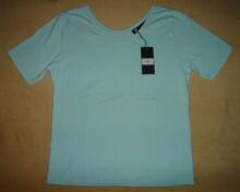 Damen T-Shirt Barolo mint