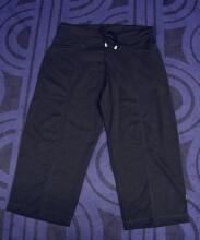 Canyon Women Sports Damenhose 3/4Länge - schwarz