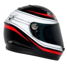 Suomy Helm Vandal Royal Red