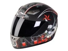 Nitro Tattoo Luxe Integralhelm Gr. XL