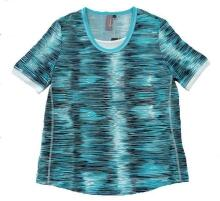 Canyon Women Sports T- Shirt Print lagune Gr. 44