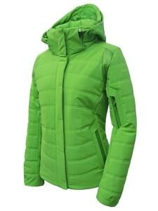 Allsport Jacke Garmisch brilliant green Skijacke