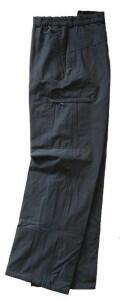 Hot Sportswear Thermohose Herren anthrazit