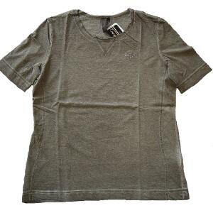 Canyon T- Shirt 1/2 Arm tabak dyed