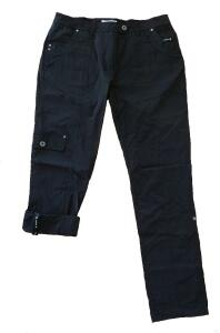 Canyon Damenhose Krempelhose black