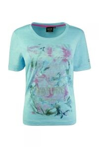 Canyon T- Shirt Druck lightblue