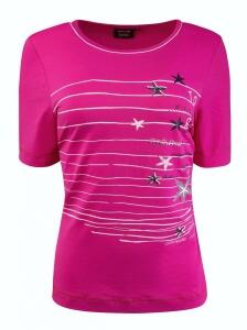 Canyon Women Sports T- Shirt Stars pink