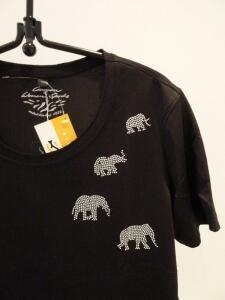 Canyon Women Sports T- Shirt Elefant