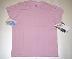 Columbia Womens Duo Tone SHort Sleeve Tee,rosa