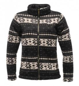 Regatta Purestar Fleecejacke Norwegermuster