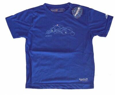 Regatta T-Shirt für Kinder Highbrow
