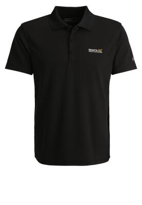 Regatta Polo Shirt Maverik III Men schwarz