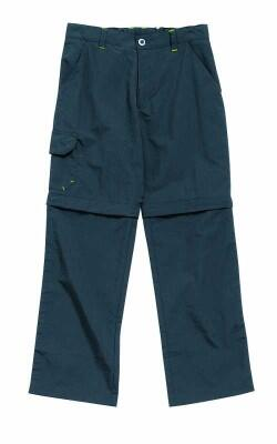 Regatta Warlock Zip Off Hose für Kinder