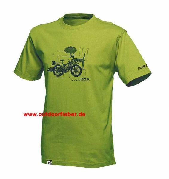 Dare 2B T-Shirt Spare Part grün