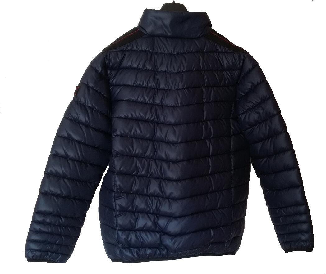 Nickel Sportswear Crossfield Herren Steppjacke Marineblau