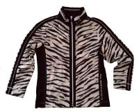 Canyon Fleecejacke Animal Print