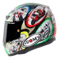 Suomy Apex Capirex LTD Loris Capirossi
