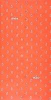 Had Tuch- paisley orange