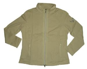 Canyon Damen Sweatjacke camel
