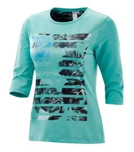 Joy Sportswear Damen T-Shirt Allie 3/4 Arm salvia