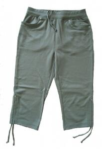 Canyon Women Sports Damenhose 3/4Länge tabak