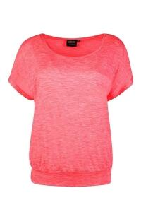 Canyon T-Shirt cherry melange