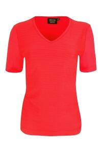 Canyon T-Shirt cherry Line