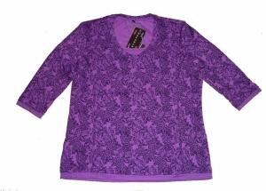 Canyon Women Sports T- Shirt cyclam - aubergine Gr. 44