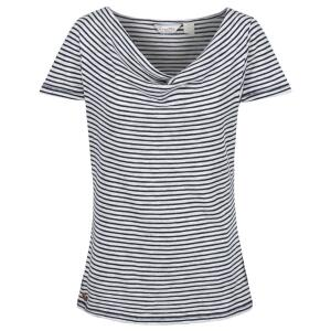 Regatta T-Shirt Francheska navy Stripes