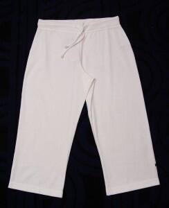 Canyon Women Sports Hose 3/4Länge- weiss
