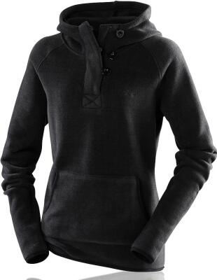 Gelert Fleece Hoody Fleecepulli für Damen
