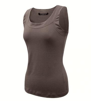 Allsport Top Midi khaki