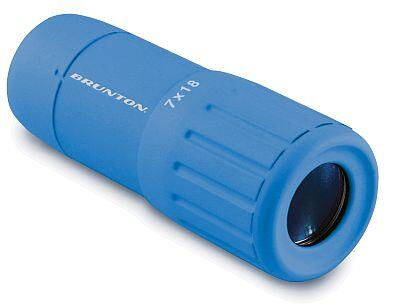 Brunton Scope in Farbe blau