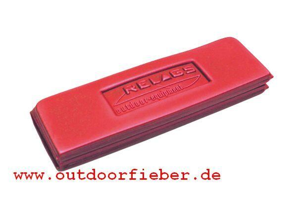 Iso Sitzkissen in Farbe rot