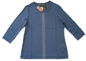 Canyon T- Shirt 3/4 Arm midnight blue Nietendeko