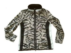 Canyon Fleecejacke Tigerprint