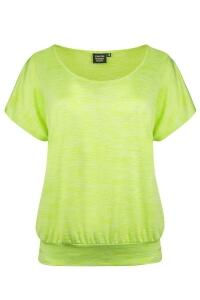 Canyon T-Shirt apple melange