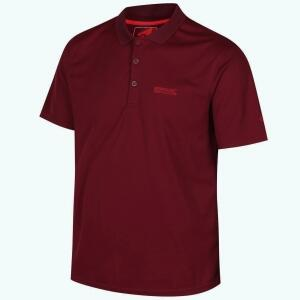 Regatta Polo Shirt Maverik IV Men delhi red
