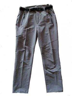 Hot Sportswear Norton Men Thermohose aschgrau