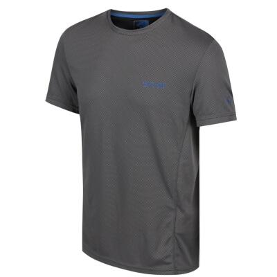 Regatta Funktions-T-Shirt Hyper-Cool grau