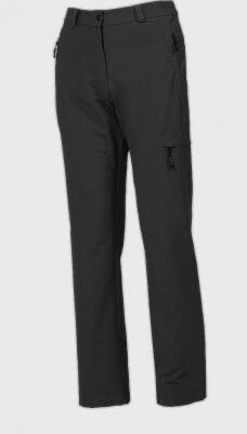 Hot Sportswear Colorado Thermohose Damen anthrazit