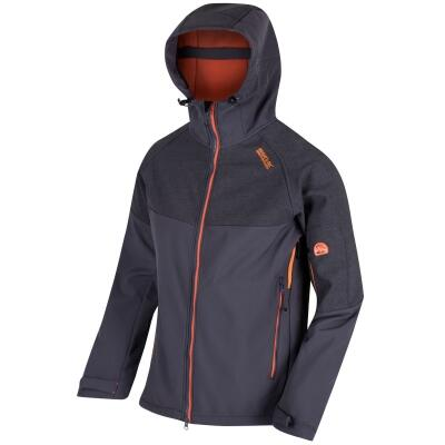 Regatta Hewitts III SoftshellJacke reflective