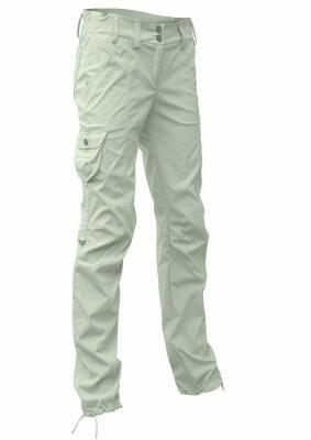 Allsport Outdoorhose Ischia Krempelfunktion