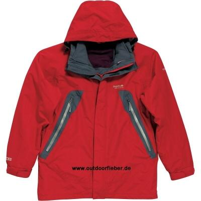 Regatta Doppeljacke Sanford 3 in1 mit Stretch