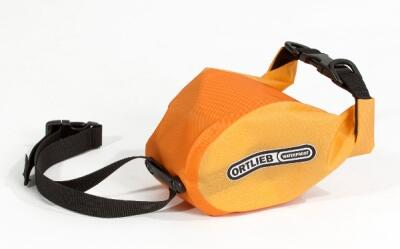 Ortlieb T-Pack Toilettenpapierhalter orange