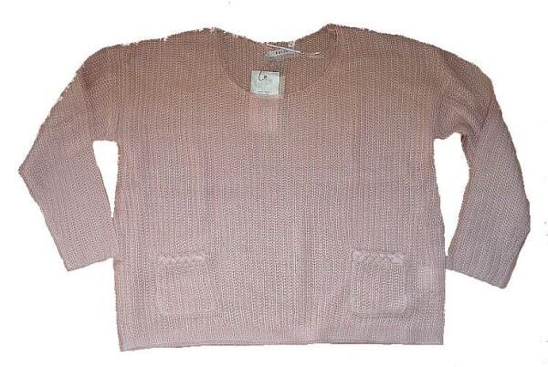 Kaffe Agnes Pullover Farbe rose